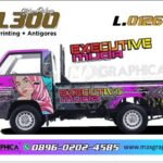 cutting sticker L300 maxgraphica sidoarjo