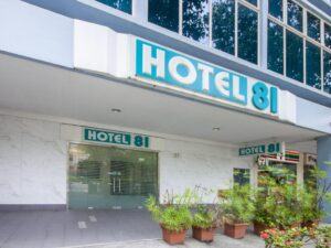 Services and In-room Facilities in Hotel 81 Singapore